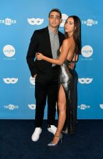 ALEXIS REN at Unicef Masquerade Ball in West Hollywood 10/26/2019