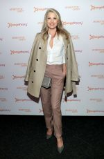 ALI LARTER at Momentum Shift Premiere in Los Angeles 10/21/2019