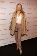 ALI LARTER at Momentum Shift Screening at Dga Theater Complex in Los Angeles 10/21/2019