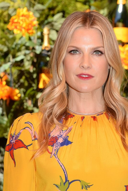 ALI LARTER at Veuve Clicquot Polo Classic at Will Rogers State Park in Los Angeles 10/05/2019