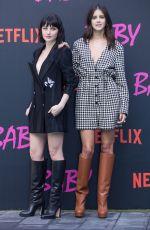 ALICE PAGANI at Baby, Season 2 Premiere in Rome 10/16/2019