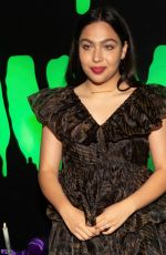 ALLEGRA ACOSTA at 2019 Huluween Celebration at New York Comic Con 10/04/2019