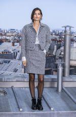 ALMA JODOROWSKY at Chanel Fashion Show at PFW in Paris 10/01/2019