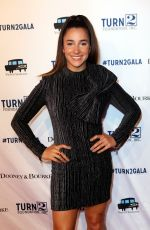 ALY RAISMAN at 23rd Annual Turn 2 Foundation Dinner Celebration in New York 10/08/2019