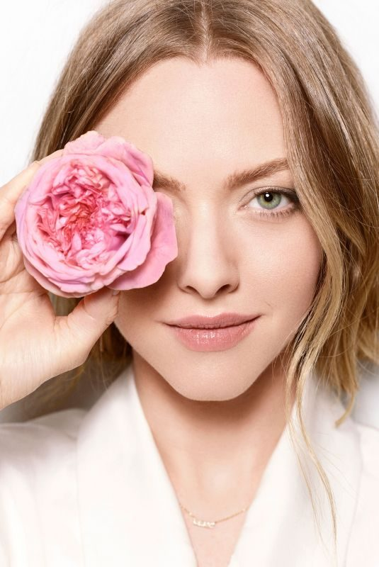 AMANDA SEYFRIED at New Lancomos Global Ambassador 2019
