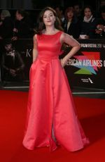 AMBER DOIG-THORNE at The King Premiere at 2019 BFI London Film Festival 10/03/2019