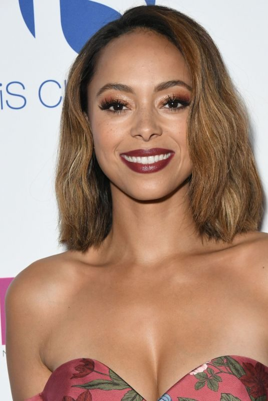 AMBER STEVENS WEST at Les Girls Fundraiser in Los Angeles 10/20/2019