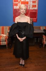 ANDREA RISEBOROUGH at Actress Private Screening in Aid of Action on Addiction in London 10/21/2019