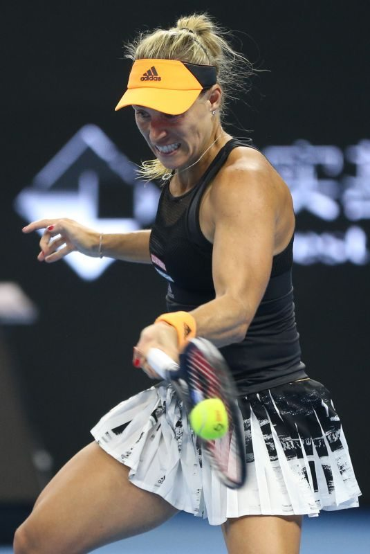 ANGELIQUE KERBER at 2019 China Open Tennis Tournament in Beijing 09/29/2019