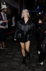 ANNE MARIE at Nasty Gal ft. Cara Delevingne Launch in London 10/22/2019
