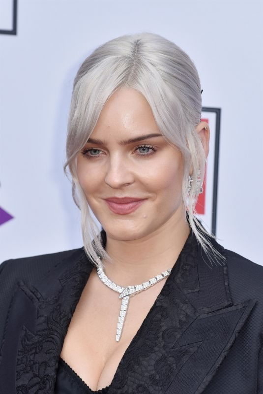 ANNE MARIE at Q Awards in London 10/16/2019