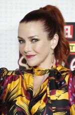 ANNIE WERSCHING at ABC and Marvel Honor Stan Lee in New York 10/07/2019