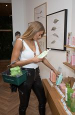 ARABELLA CHI at Nature Republic, First Korean Beauty Store Launch in London 10/23/2019