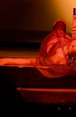 ARIANA GRANDE Performs at Sweetener World Tour in London 10/15/2019