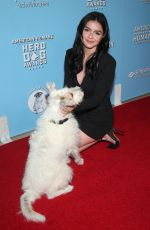 ARIEL WINTER at American Humane Dog Awards in Los Angeles 10/05/2019