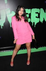 ARIELA BARER at 2019 Huluween Celebration at New York Comic Con 10/04/2019
