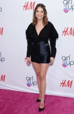 ASHLEY BENSON at 2nd Annual Girl Up #girlhero Awards in Beverly Hills 10/13/2019