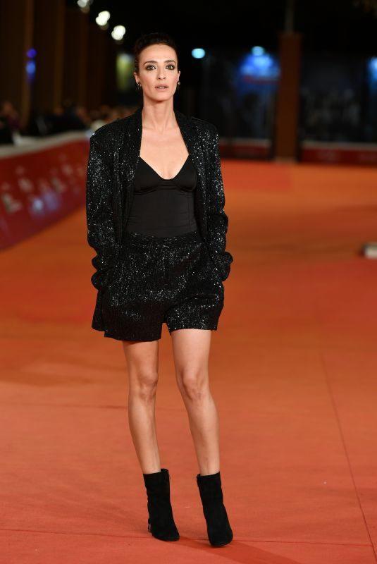 ASTRID MELONI at Tornare Premiere at Rome Film Festival 10/26/2019