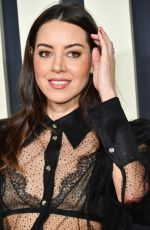 AUBREY PLAZA at Jojo Rabbit Premiere in Los Angeles 10/15/2019