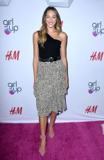 AVA MICHELLE at 2nd Annual Girl Up #girlhero Awards in Beverly Hills 10/13/2019