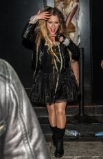 AVRIL LAVIGNE at Casamigos Halloween Party in Beverly Hills 10/25/2019
