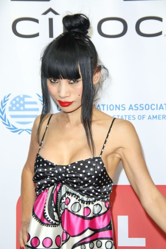 BAI LING at 5th Annual Television Industry Advocacy Awards in Hollywood 10/23/2019