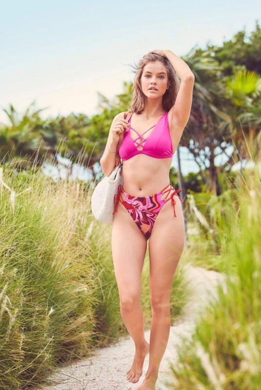 BARBARA PALVIN for Victoria's Secret Swimwear, October 2019