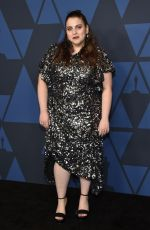 BEANIE FELDSTEIN at AMPAS 11th Annual Governors Awards in Hollywood 10/27/2019