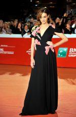 BEATRICE GRANNO at Tornare Premiere at Rome Film Festival 10/26/2019