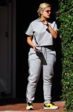 BEBE REXHA Out and About in Los Angeles 10/01/2019