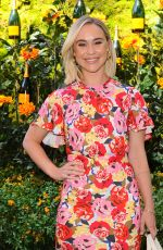 BECCA TOBIN at Veuve Clicquot Polo Classic at Will Rogers State Park in Los Angeles 10/05/2019
