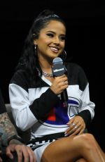 BECKY G at Billboard Latin Amas Fest in Los Angeles 10/15/2019