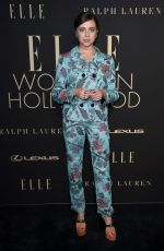 BEL POWLEY at Elle Women in Hollywood Celebration in Los Angeles 10/14/2019