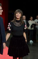 BERENICE BEJO at 11th Lyon Lumiere Festival Closing Ceremony 10/20/2019