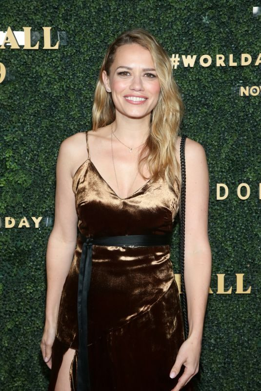 BETHANY JOY LENZ at 5th Annual Baby Ball in Los Angeles 10/12/2019