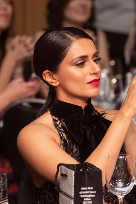 BHAVNA LIMBACHIA at Manchester Fashion Festival 10/12/2019