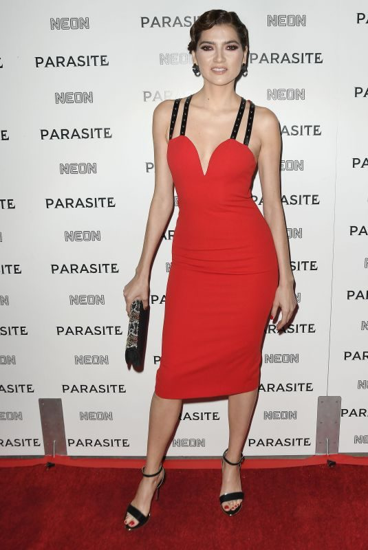 BLANCA BLANCO at Parasite Premiere in Hollywood 10/02/2019