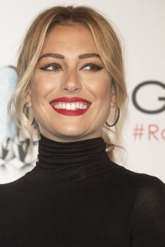 BLANCA SUAREZ Presents Rouge G De Guerlain Lipstick in Madrid 10/08/2019