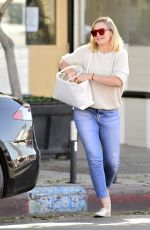 CAMERON DIAZ Out Shopping in Los Angeles 10/29/2019