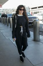 CAMILA CABELLO at LAX Airport in Los Angeles 10/21/2019