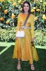 CAMILA COELHO at Veuve Clicquot Polo Classic at Will Rogers State Park in Los Angeles 10/05/2019