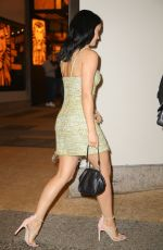 CAMILA MENDES Night Out in New York 10/23/2019