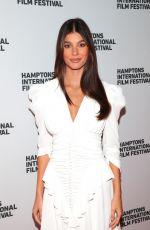 CAMILA MORRONE at 2019 Hamptons International Film Festival 10/11/2019