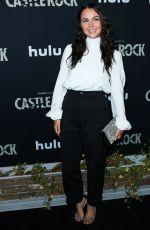 CAMILLA LUDDINGTON at Castle Rock, Season 2 Premiere in Los Angeles 10/14/2019