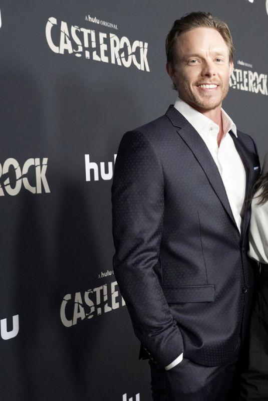 CAMILLA LUDDINGTON at Castle Rock, Season 2 Premiere in West Hollywood 10/14/2019