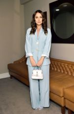 CAMILLA LUDDINGTON at Instyle & Kate Spade New York Dinner in West Hollywood 10/22/2019