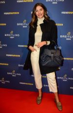 CAMILLE CERF at Breitling Boutique Opening in Paris 10/03/2019