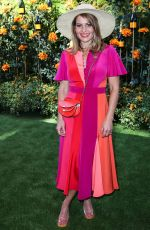 CANDACE CAMERON BURE at Veuve Clicquot Polo Classic at Will Rogers State Park in Los Angeles 10/05/2019