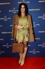 CAPUCINE ANAV at Breitling Boutique Opening in Paris 10/03/2019