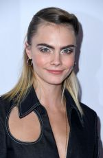 CARA DELEVINGNE at 2nd Annual Girl Up #girlhero Awards in Beverly Hills 10/13/2019